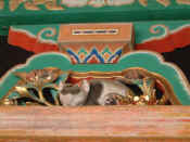 Sleeping Cat, Nikko.JPG (37640 bytes)