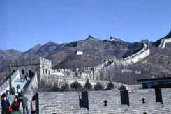 Great Wall, near Beijing.jpg (64298 bytes)